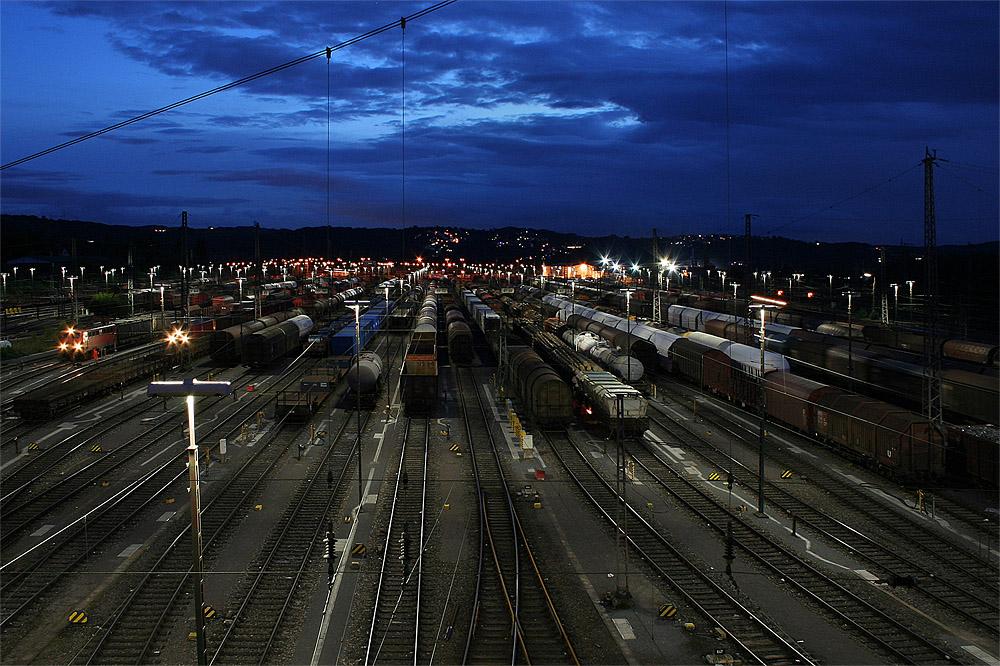 Güterbahnhof Hagen