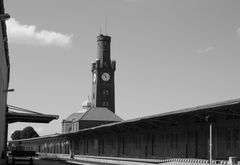 Güterbahnhof in Cuxhaven