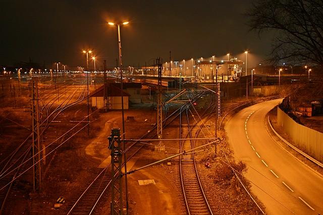 Gueterbahnhof Karlsruhe