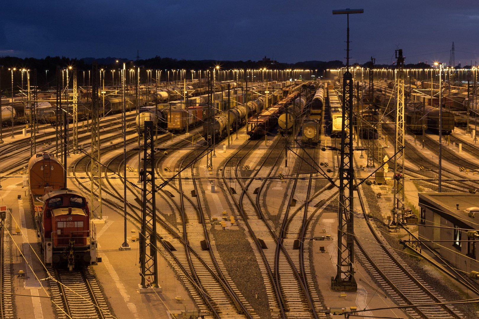 Güterbahnhof Maschen - Reloaded