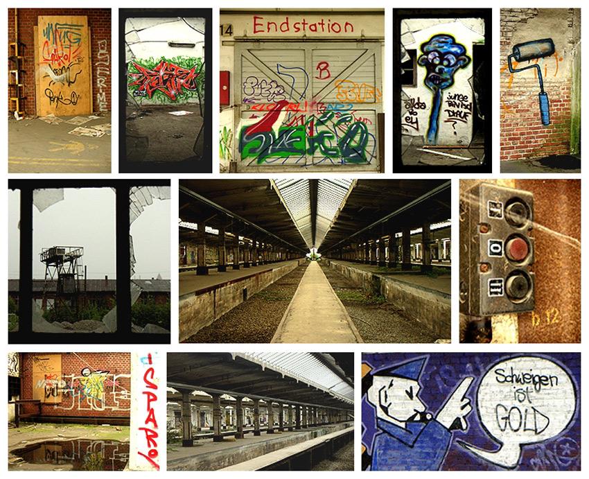 Güterbahnhof OS