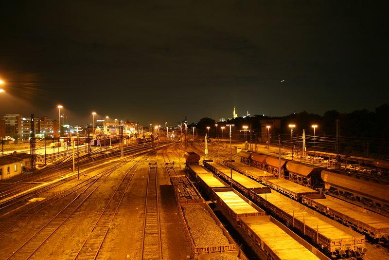 Güterbahnhof Ost Frankfurt am Main