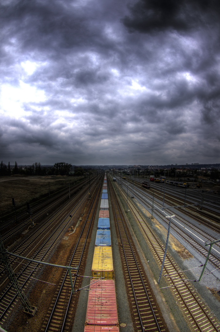 Güterbahnhof Pirna