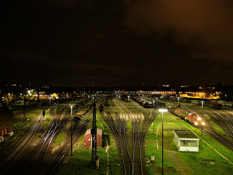 Güterbahnhof Saarbrücken