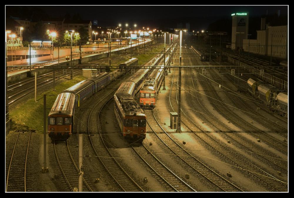 Güterbahnhof Schaffhausen