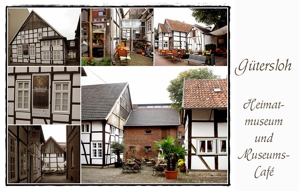 Gütersloh Heimatmuseum und Museums-Café