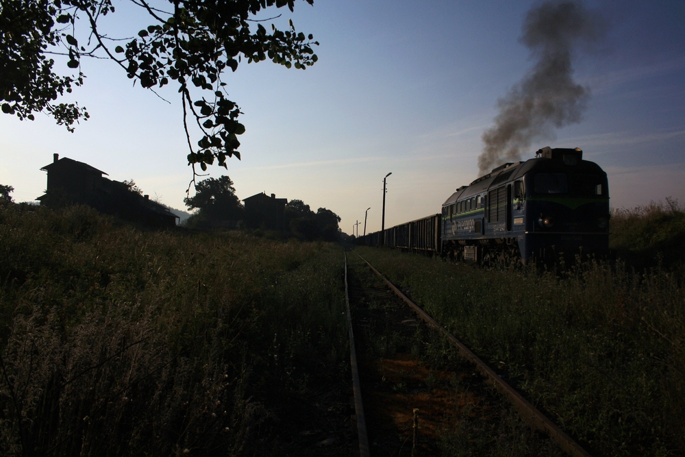 Güterzug nach Glatz