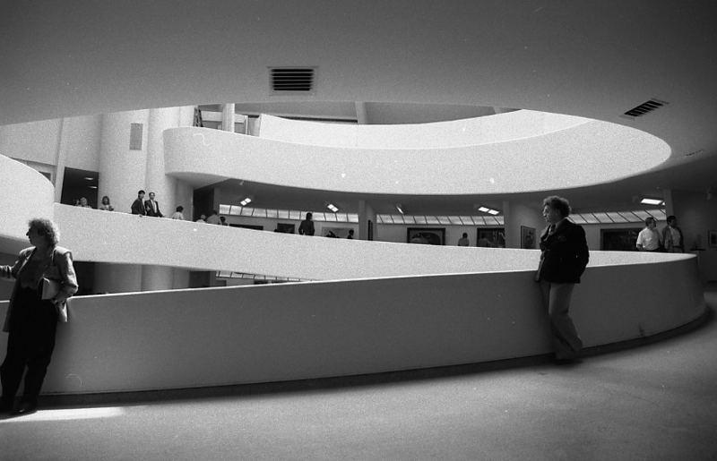 Guggenheim Museum #4