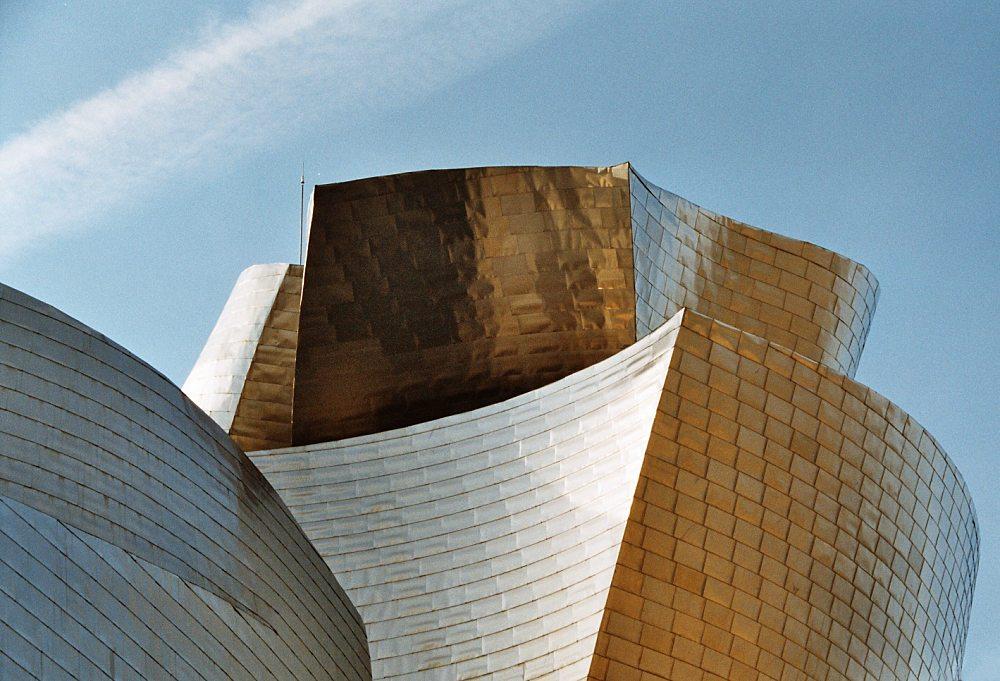 Guggenheim Museum Bilbao, Dez. 2003