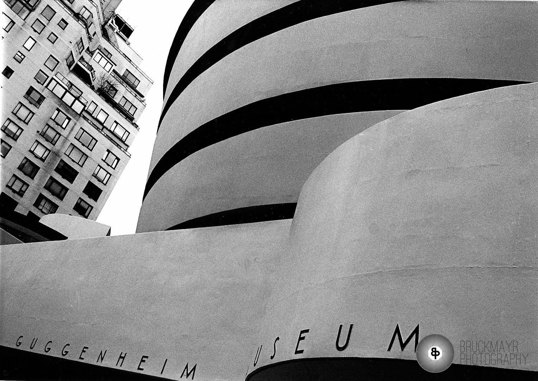 Guggenheim Museum N.Y.