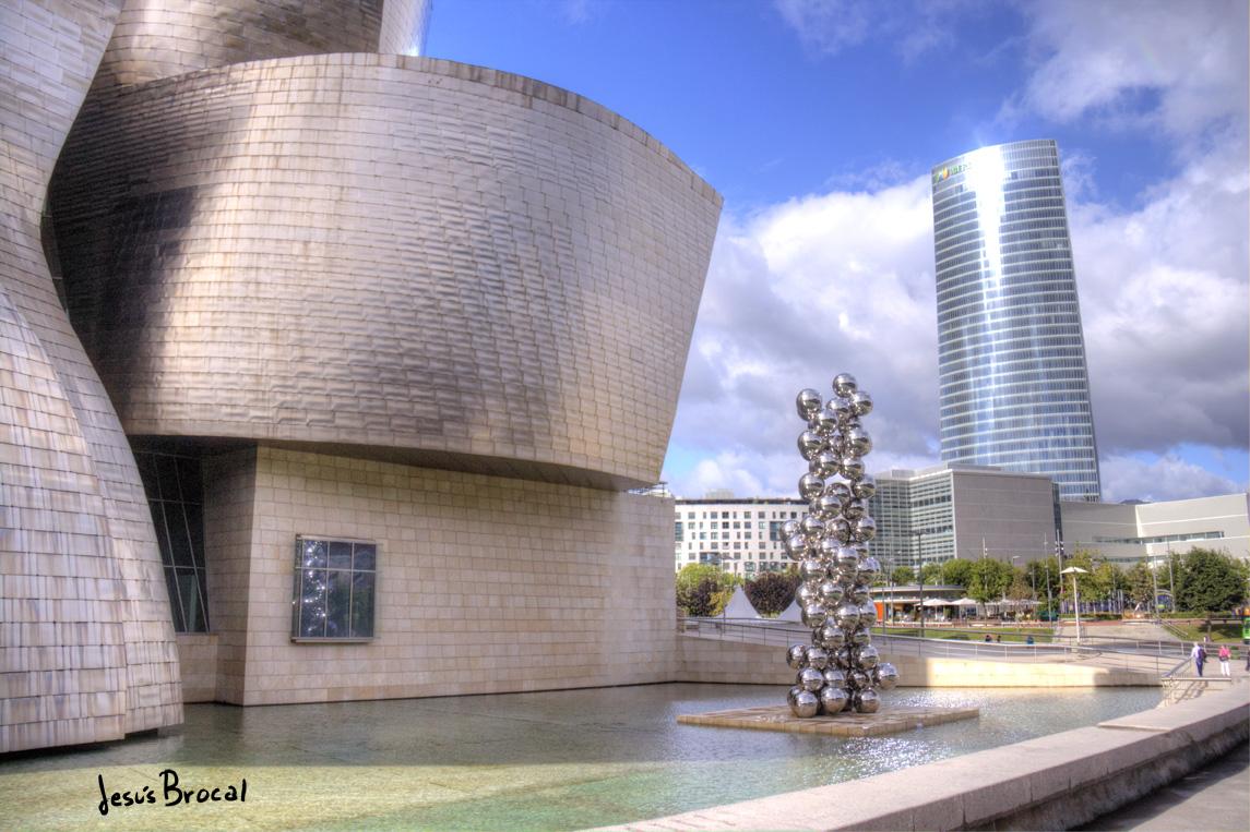 Guggenheim y Torre Iberdrola
