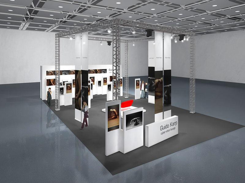 Guido Karp auf der Internationalen Funkausstellung in Berlin (31.08.-05.09.).