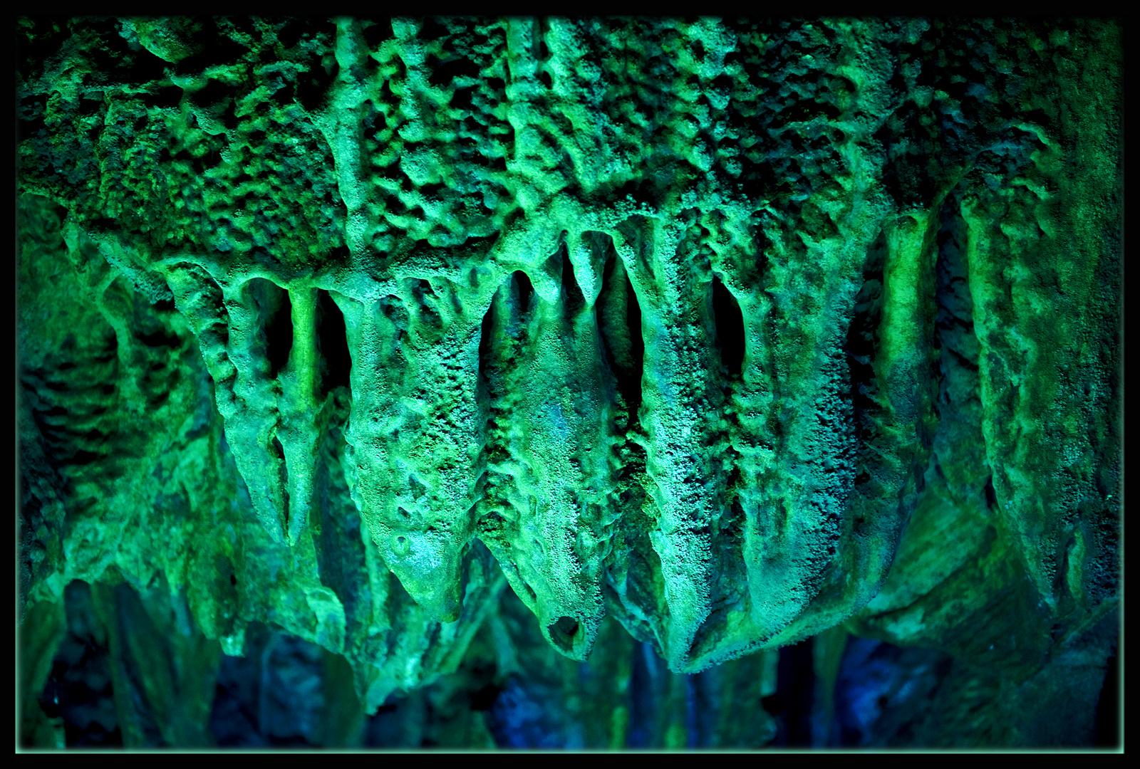 Guilin, grotte de la flûte en roseau