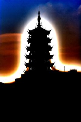Guilin Tower (HDR)