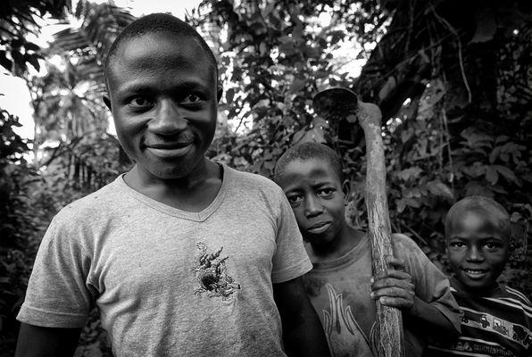 Guinée - le monde dans la foret - 03