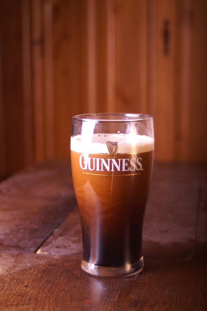Guinness-Brandung