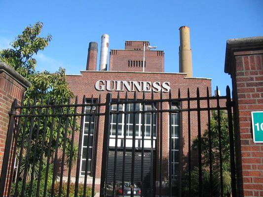 Guinness-Brauerei