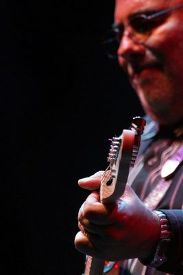 Guitar and her Hero - Duke Robillard