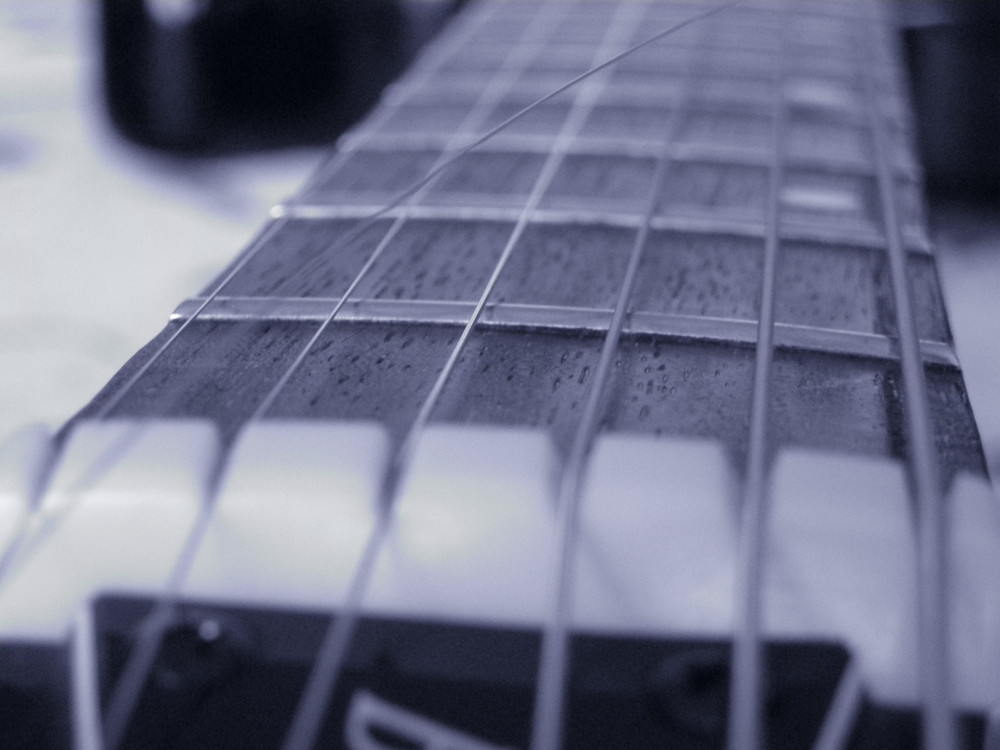 guitar neck