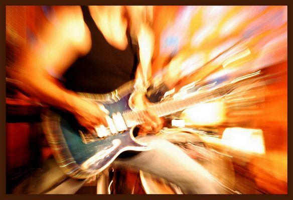 Guitare FuriousZoo