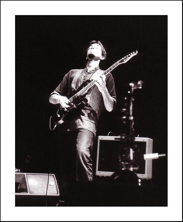 Guitariste de Jazz