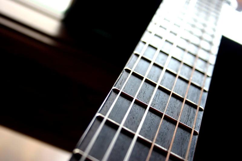 Guitarra..