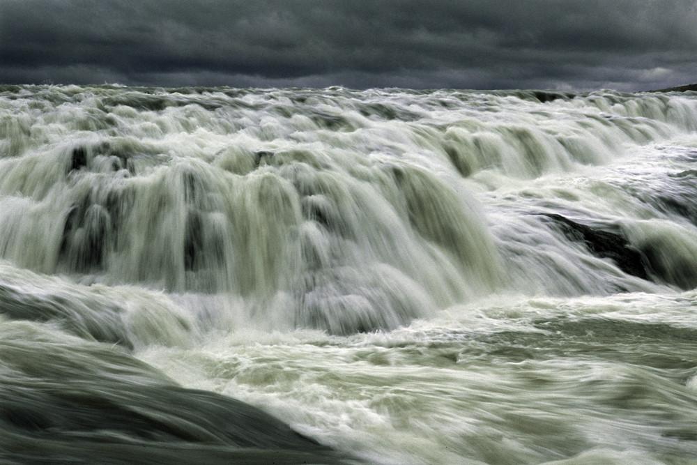 Gullfoss ( Iceland )