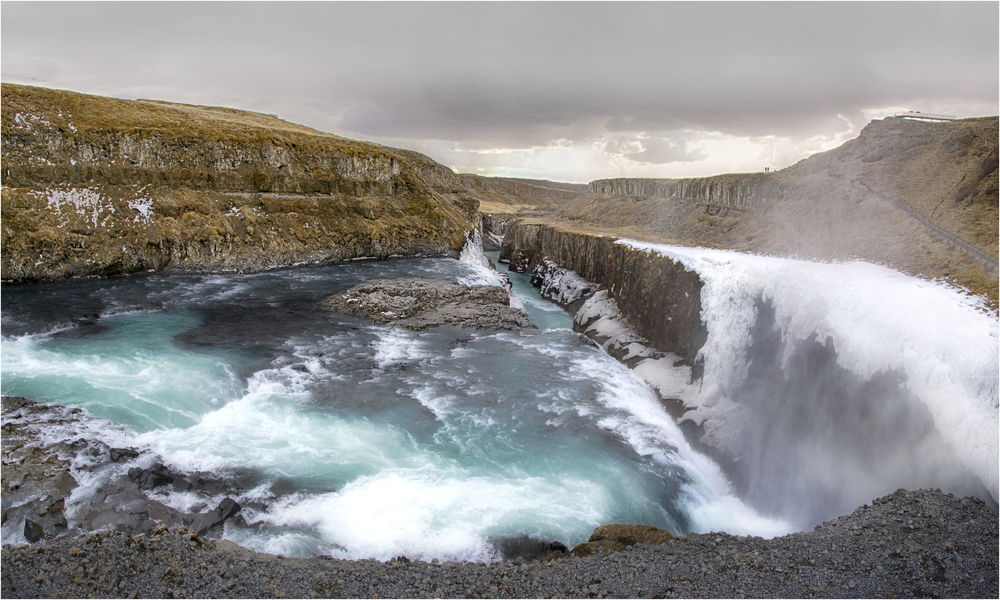 Gullfoss / Island