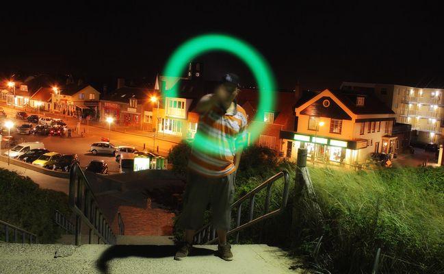 Gumfis Licht Wirbel