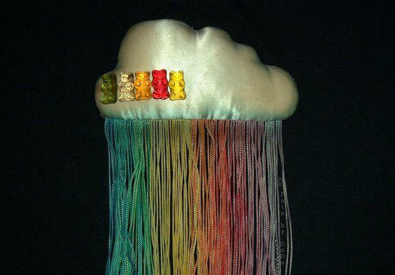 Gummibärchen auf Wolke 7...!?!