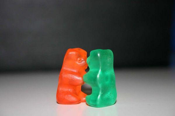 Gummibärchen In Love