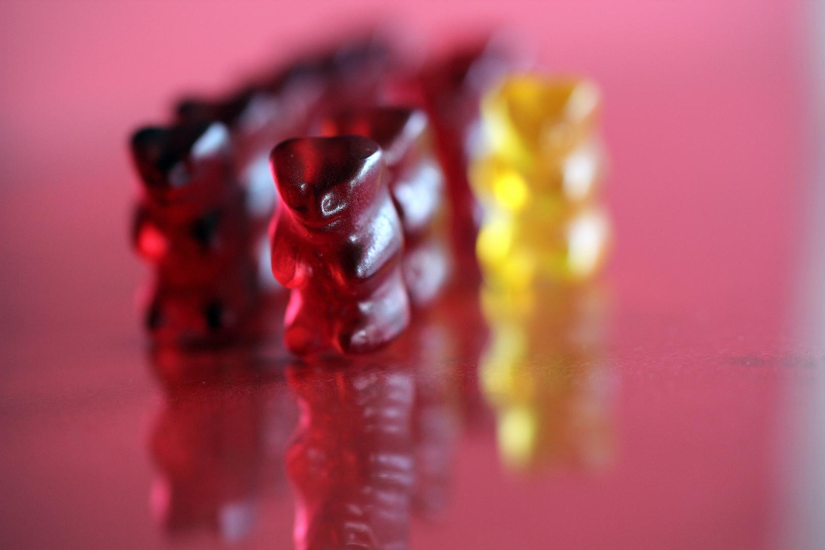 Gummibärchenarmada