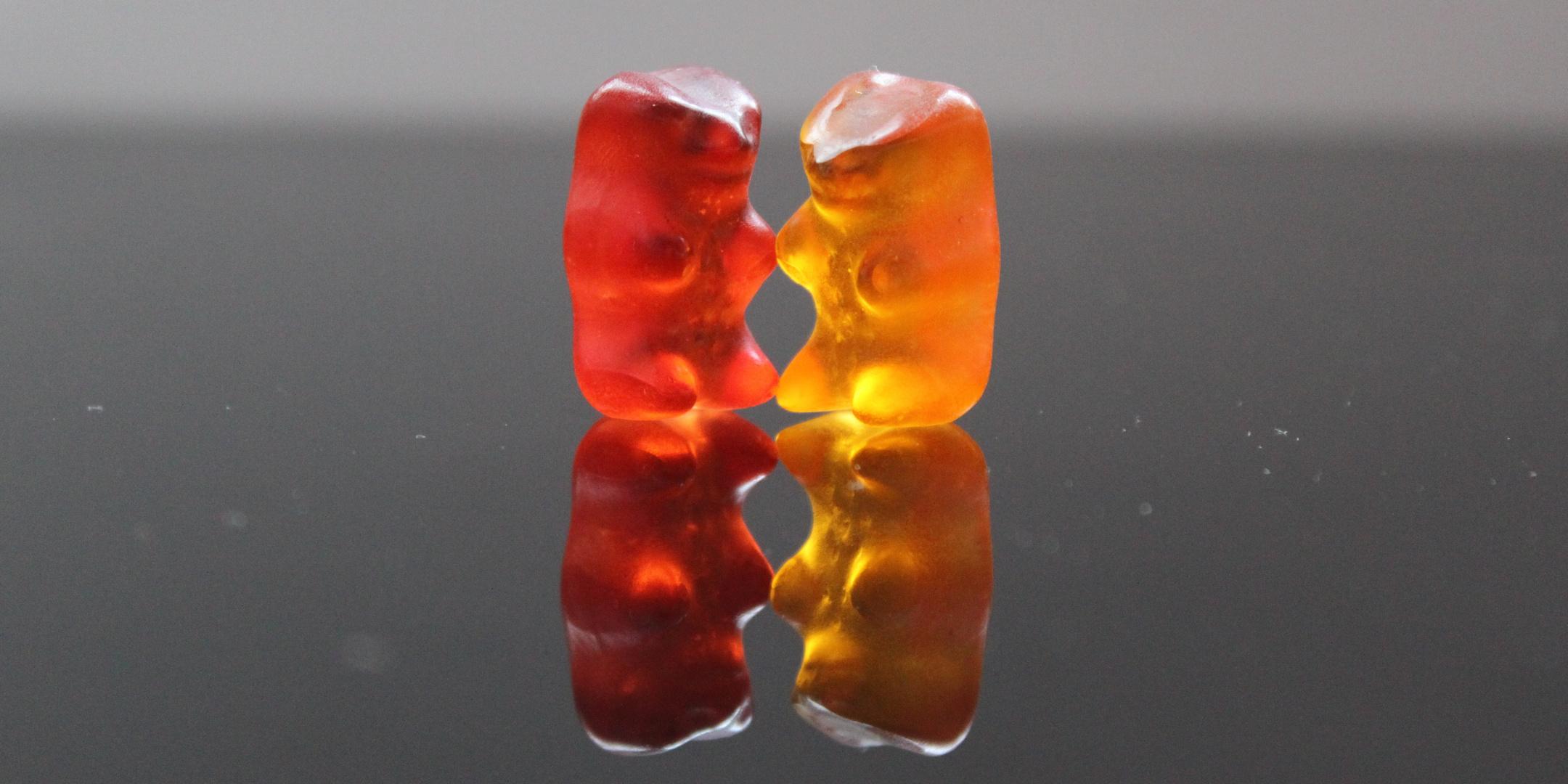 Gummibärchen'Liebe