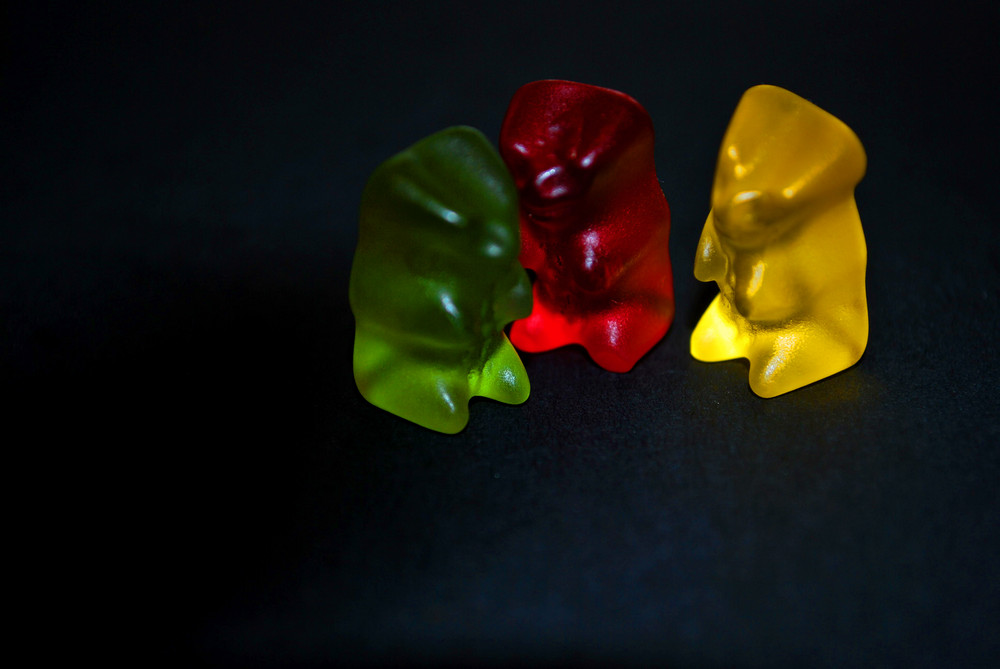 Gummibären-Bande
