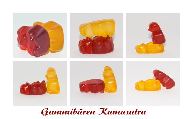 Gummibären Kamasutra