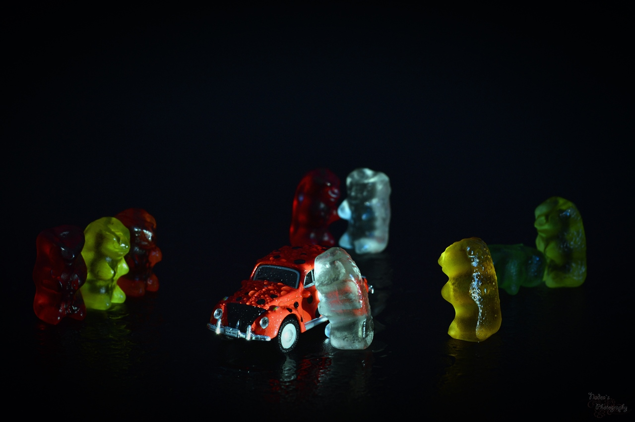 Gummibärenparty by Night