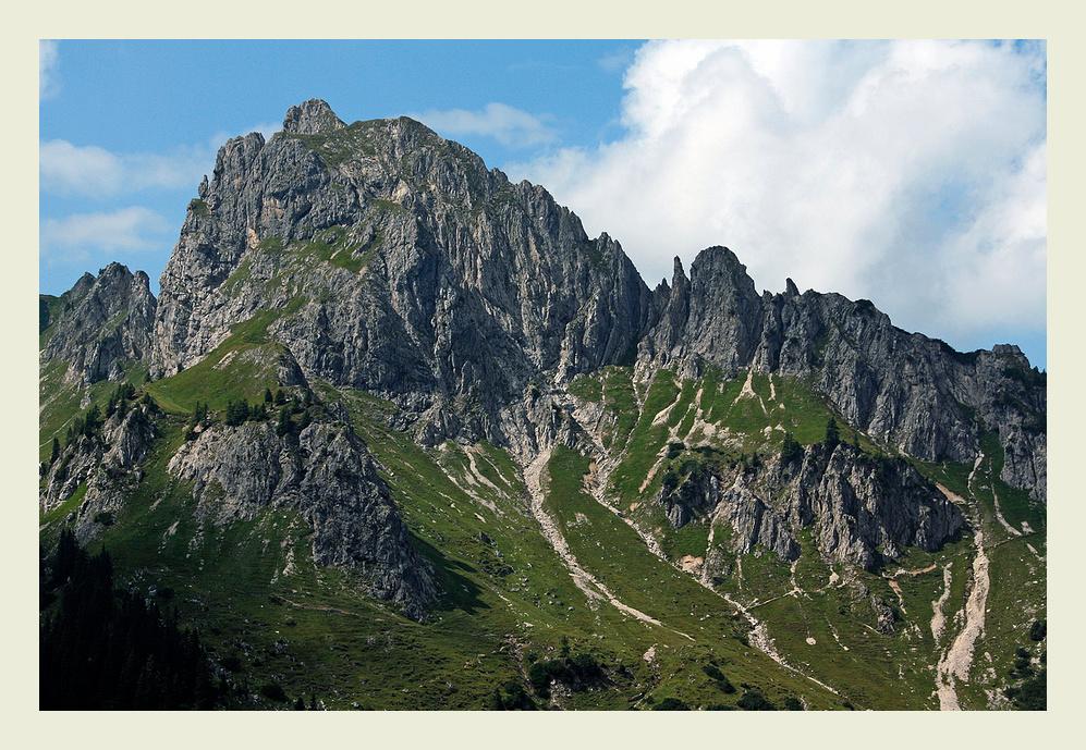 Gumpenkarspitze 1910 m