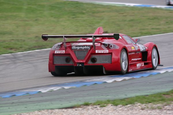Gumpert-Apollo 3