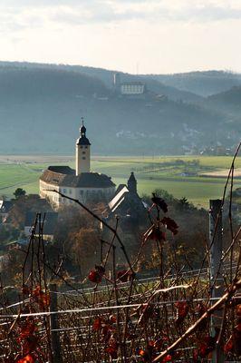Gundelsheim im Dezember