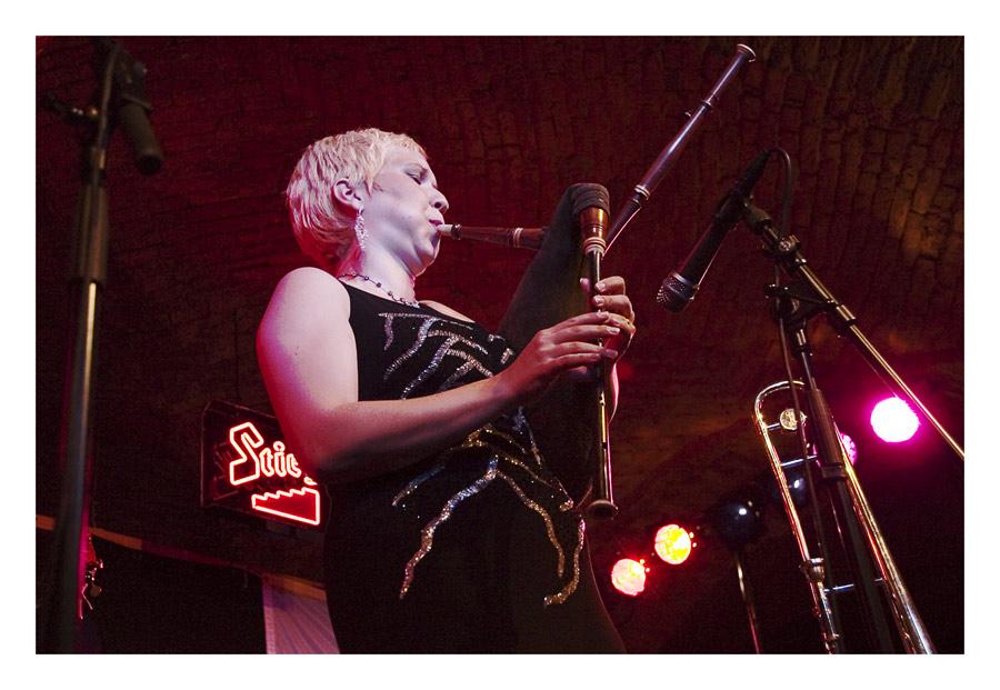 Gunhild Carling & Band