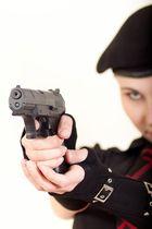 Gun's are a Girls best Friend
