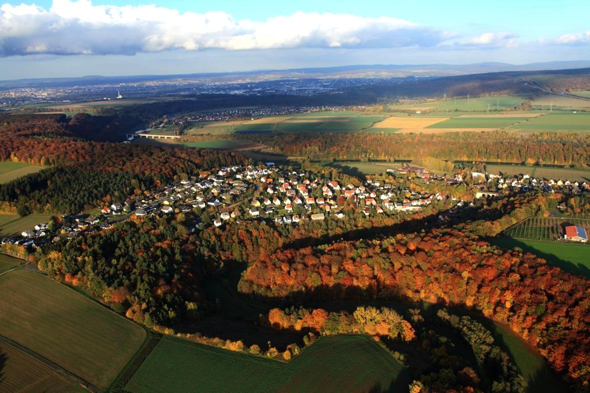 Guntershhausen im Herbst