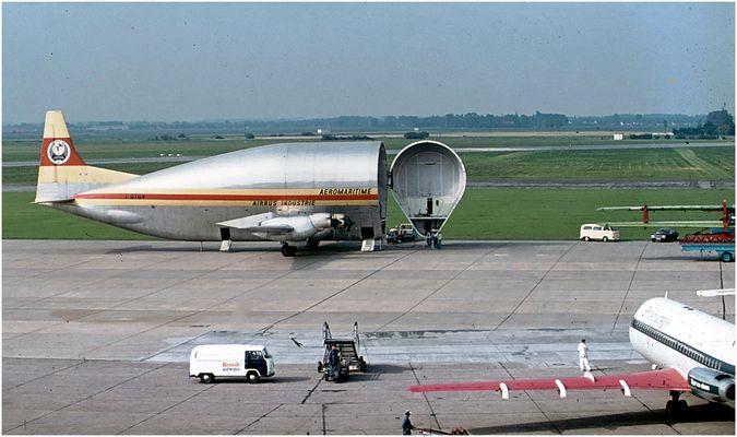 Guppy - Airbus Industries