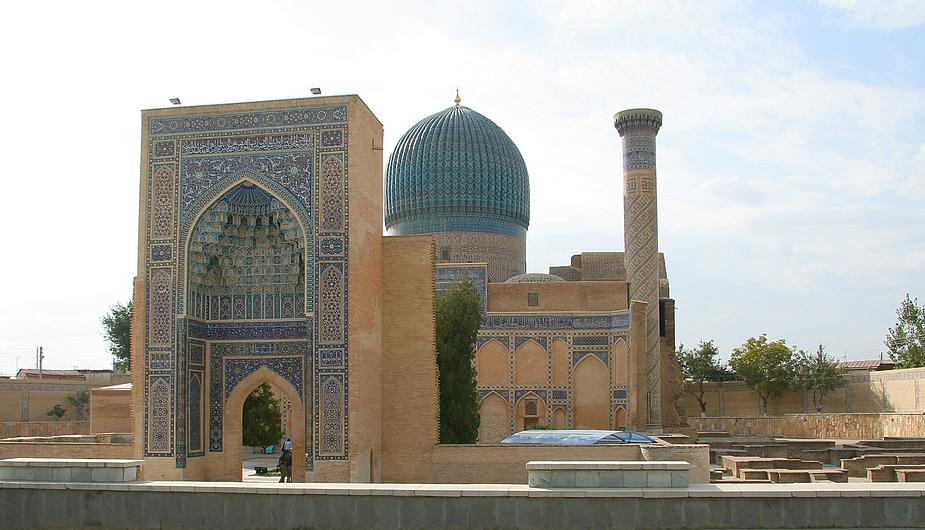 Gur Emir - Das Grab des Gebieters