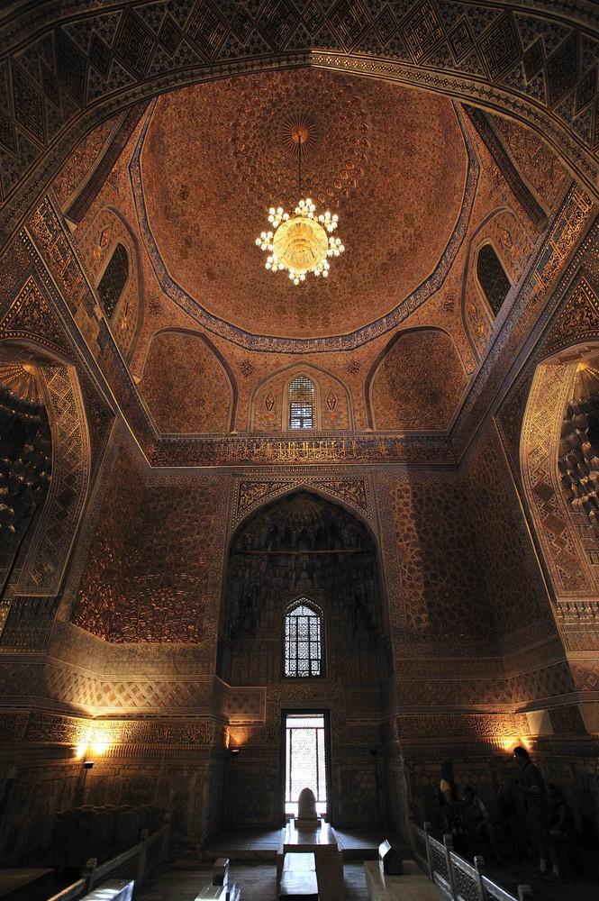 Gur Emir in Samarkand - Innenansicht