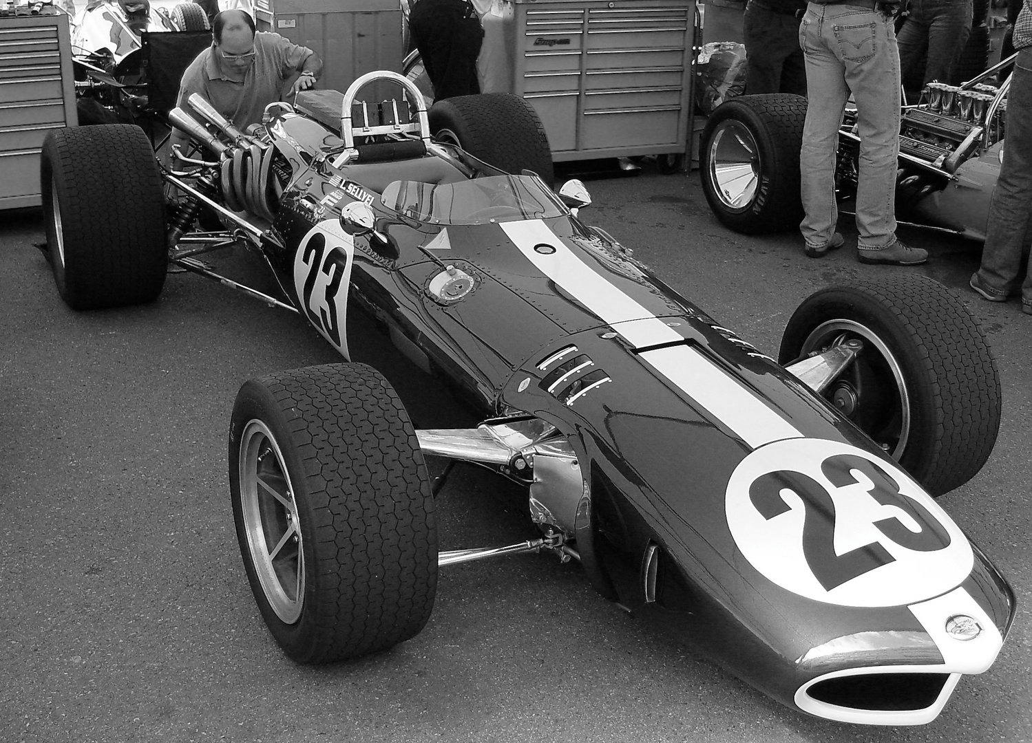gurney eagle weslake mk1 vielleicht das sch nste formel 1 auto monte carlo foto bild sport. Black Bedroom Furniture Sets. Home Design Ideas