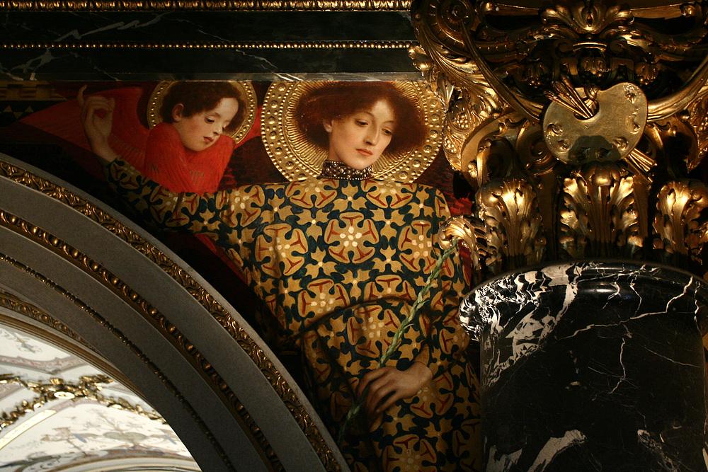 gustav klimt altitalienische kunst foto bild europe sterreich wien bilder auf fotocommunity. Black Bedroom Furniture Sets. Home Design Ideas
