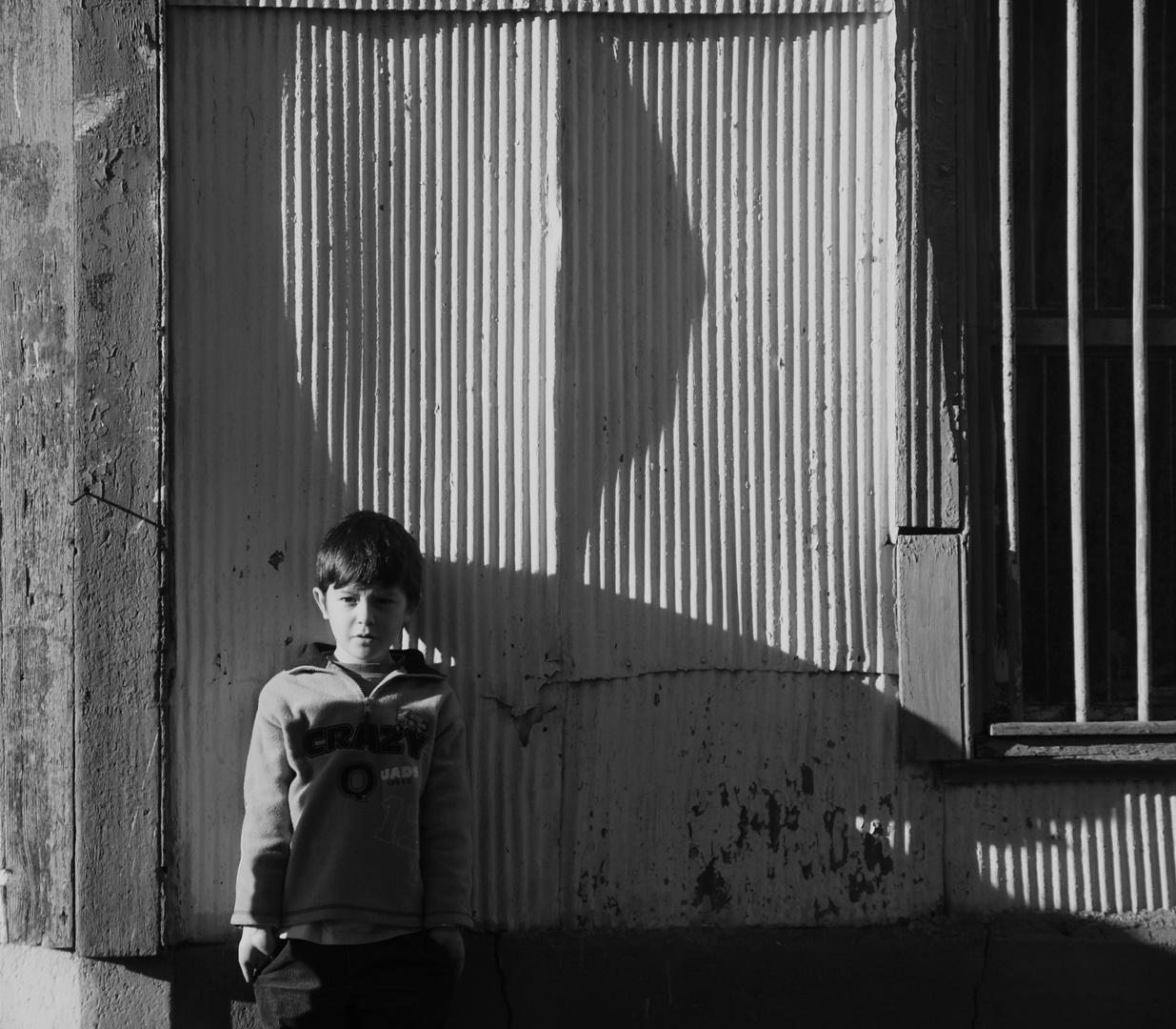 Gustavo. Valparaíso, Chile.