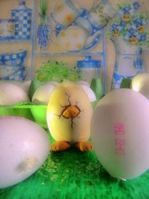 gut zu wissen - Was ist das Ei des Kolumbus ?