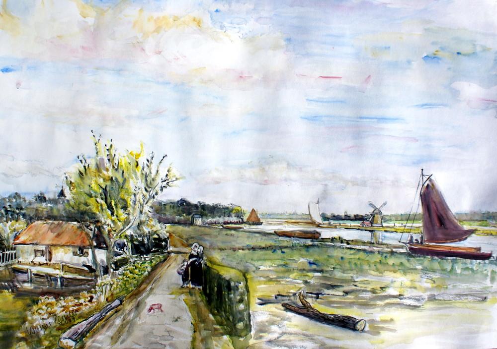 Gute alte Zeit in Holland - ein Blick zurück
